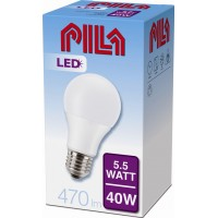 PILA LED BULB 40W E27 827 A60 FR ND