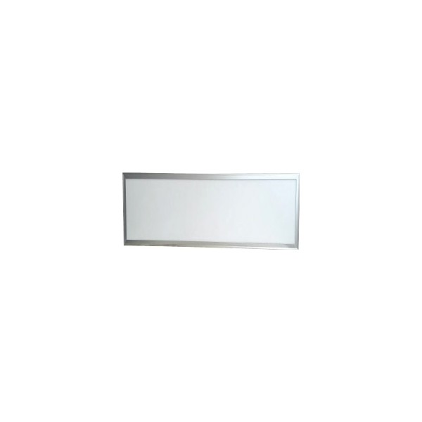 LED PANEL stříbrný L/00076 595x295x10.5mm 4000K