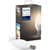 Hue Bluetooth žárovka LED E14 5,5W 470lm 2700K
