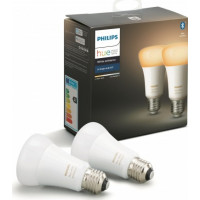 Hue Bluetooth 2x žárovka LED E27 9,5W 806lm 2200-6500K